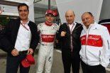 F1 | ルクレール2戦連続入賞「ザウバーは今年、大きく進歩している」F1スペインGP日曜