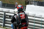 F1 | 【ブログ】Shots!レース後に小松さんに励まされたグロージャン/F1スペインGP2回目