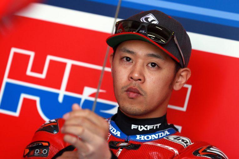 MotoGP | チームHRC高橋巧、オートポリスはドライで苦戦。「ウエットの方が勝負できると思った」/全日本ロード