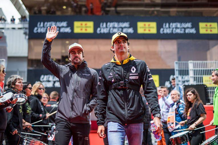 F1 | F1スペインGP決勝トップ10ドライバーコメント