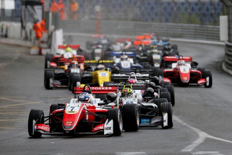 海外レース他 | プレマ・セオドールが3レース中2勝/【順位結果】2018FIAヨーロピアンF3 ポー