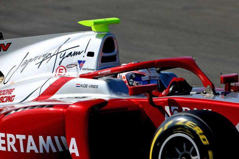 海外レース他 | プルタミナ・プレマ・セオドール・レーシング FIA F2第3戦スペイン レースレポート