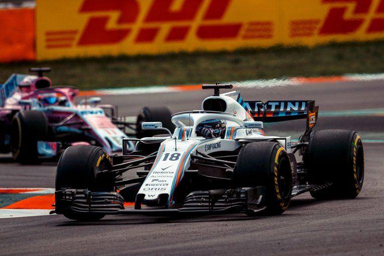 F1   ストロール「今日は11位以上の成績は望めなかった」ウイリアムズ F1スペインGP日曜