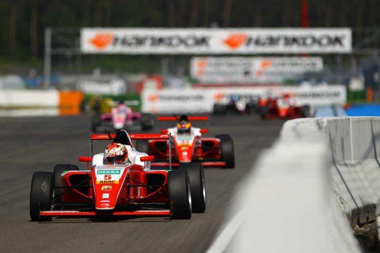 海外レース他 | プレマ・セオドール・レーシング ADAC F4第2戦ホッケンハイム プレスリリース