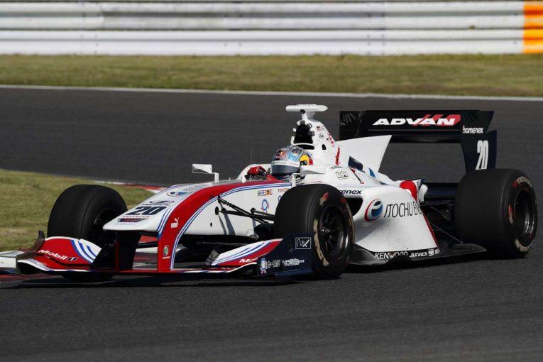 スーパーフォーミュラ | スーパーフォーミュラ:トヨタ 第2戦オートポリス レースレポート