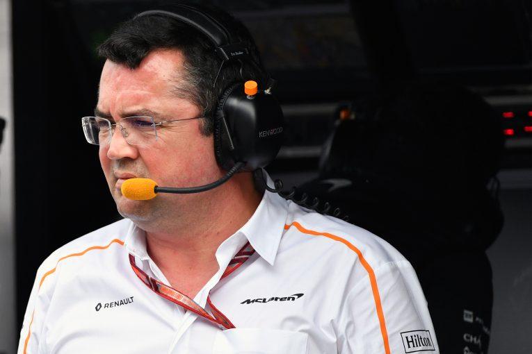 F1 | マクラーレンのレーシングディレクター、ブーリエが辞職。ド・フェランが新設スポーティングディレクターに