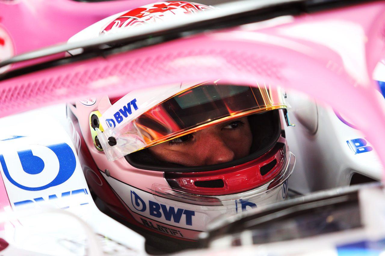 F1バルセロナインシーズンテスト