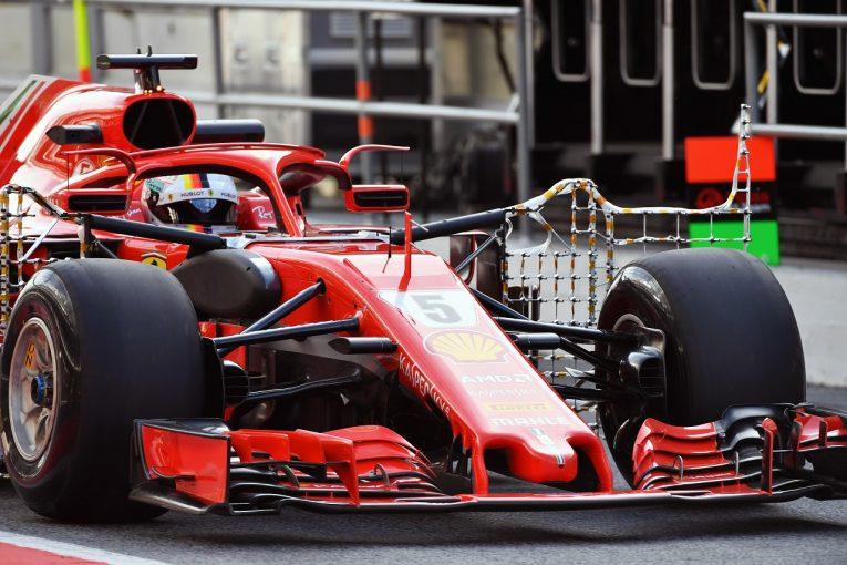 F1 | ベッテル、新タイヤへの不満は間違いだったと認める「パフォーマンス不足の原因はフェラーリ自身にあった」