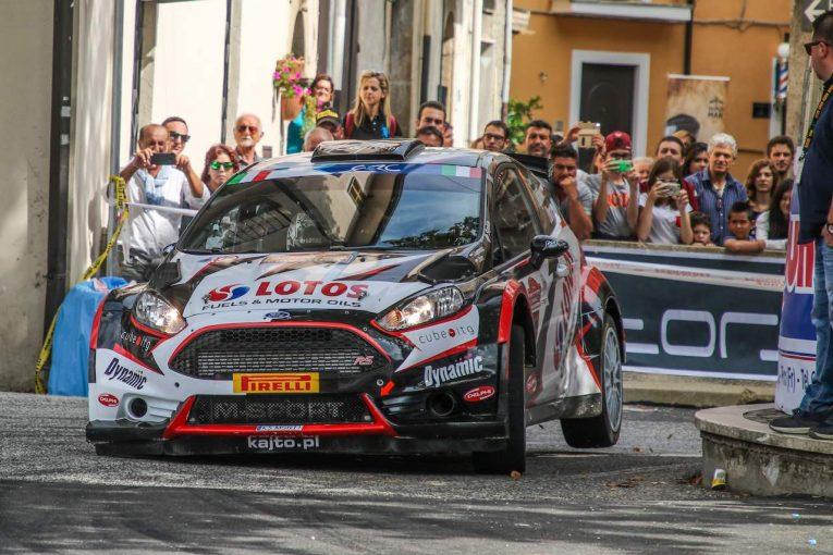 ラリー/WRC | ERC3連覇の王者カエタノヴィッチ、フィエスタR5で満を持してWRC2昇格へ