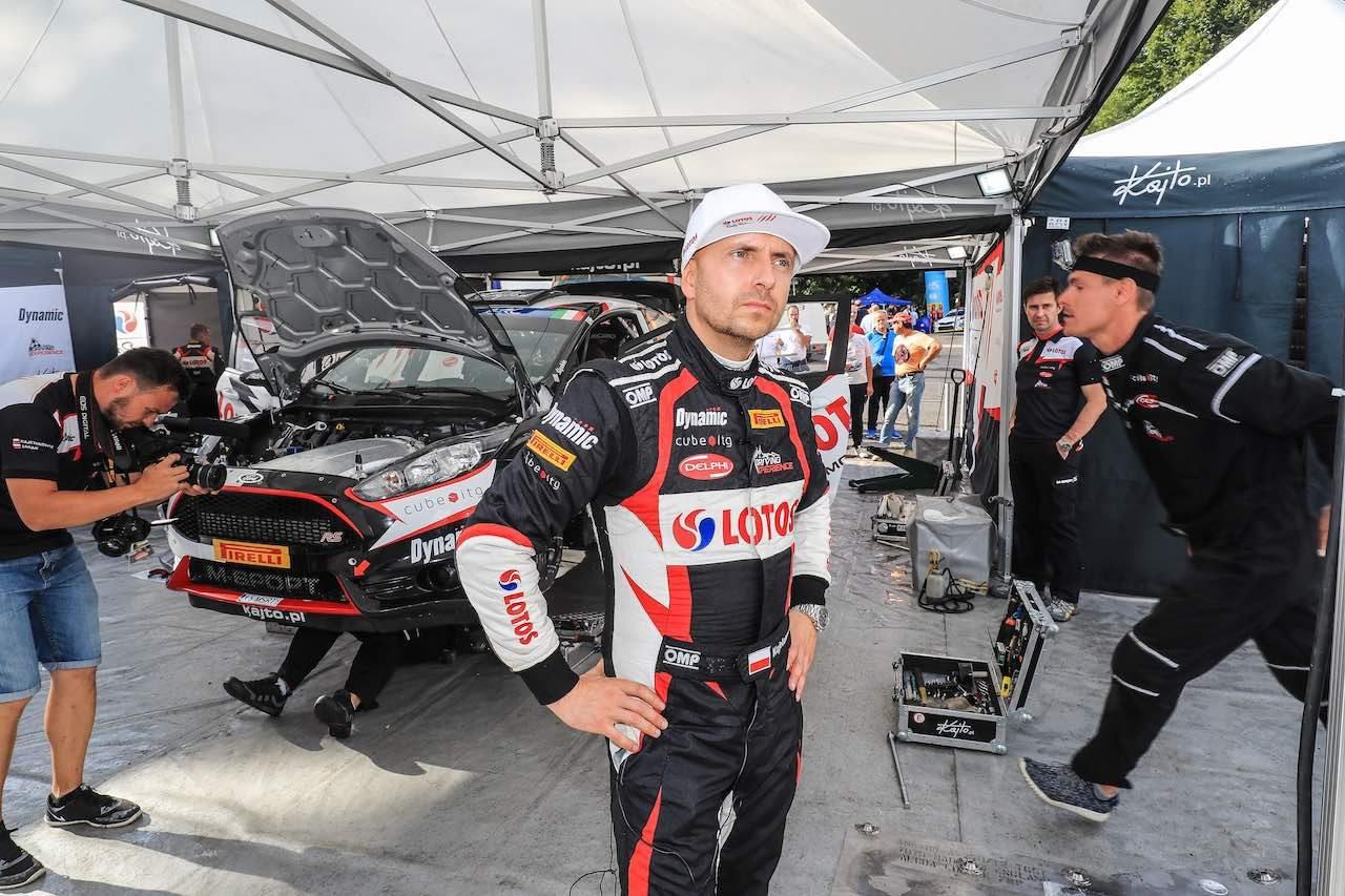 ERC3連覇の王者カエタノヴィッチ、フィエスタR5で満を持してWRC2昇格へ