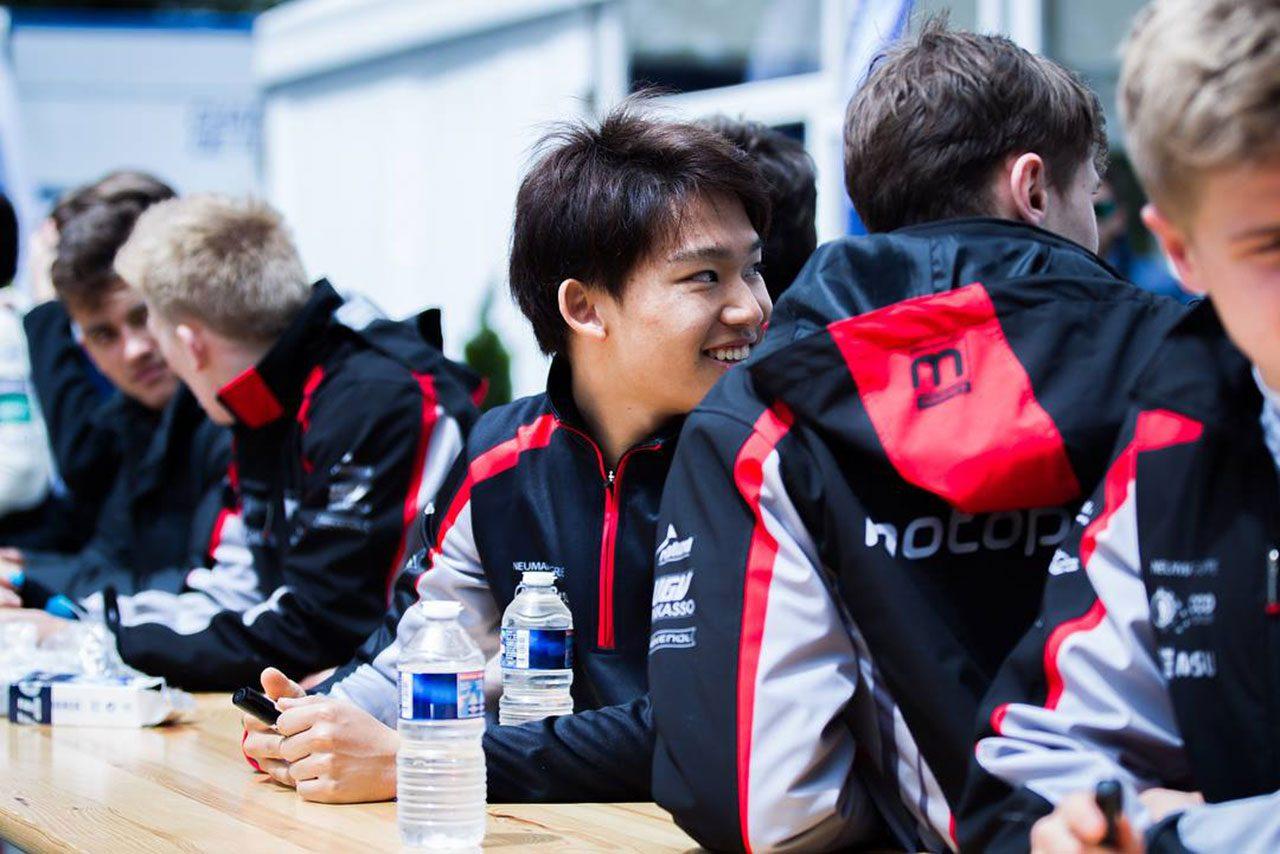 佐藤万璃音、ヨーロピアンF3開幕戦でポイント獲得も「2度も心臓が止まりかけた」