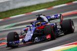 F1 | 【F1合同テスト デイ2午前・タイム結果】トロロッソ・ホンダのゲラエルが最多の83周を走行