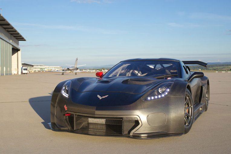 キャラウェイ・コンペティションが製作するコルベットC7 GT3-R