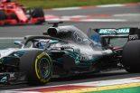 F1 | メルセデスとフェラーリが僅差で並ぶ。トロロッソ・ホンダのガスリー、十分な走行できず/F1テスト デイ2