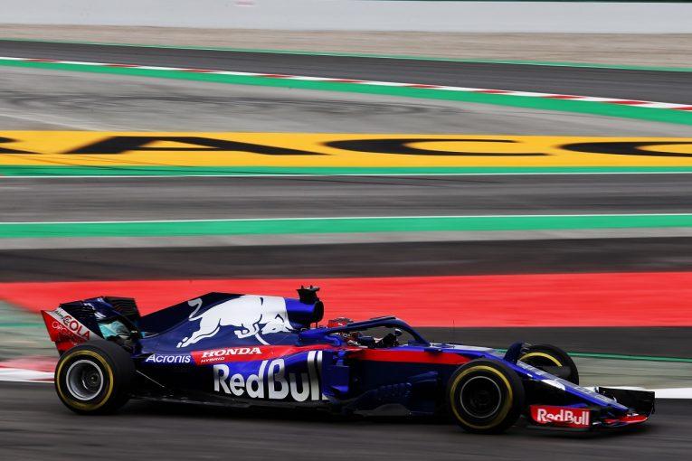 F1 | ホンダF1副TD「エネルギーマネジメント向上への取り組みが、今後のレースに役立つはず」/テスト デイ2