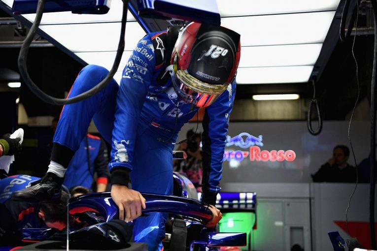 F1 | トロロッソ・ホンダの走行終えたゲラエル「チームの興味深いアイデアがペース向上につながると期待」