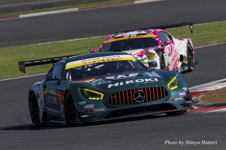 スーパーGT   Arnage Racing スーパーGT第2戦富士 レースレポート