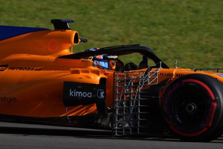 F1 | マクラーレンでテスト3位のノリス「最新パッケージで改善したのは間違いないが、旧型の方が良い部分もある」