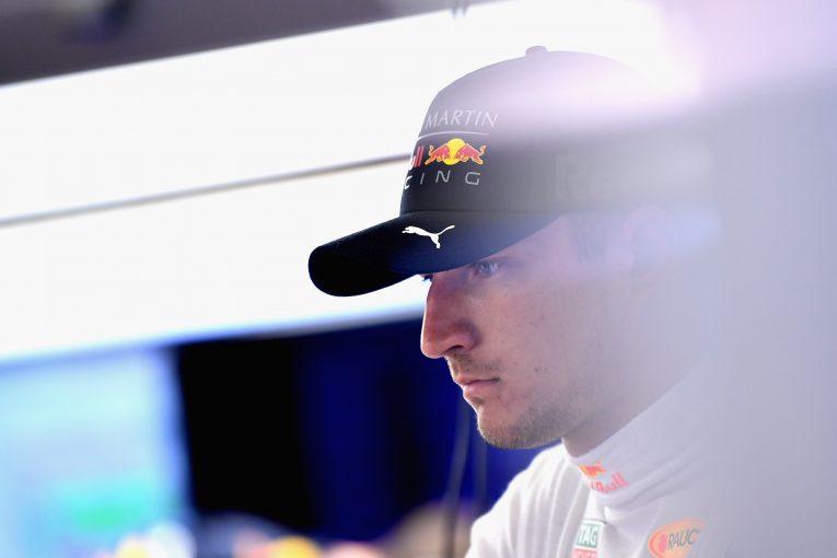 F1 | レッドブルでF1マシンでの初走行を経験したデニス、順調にプログラムをこなしチームもフィードバックに満足