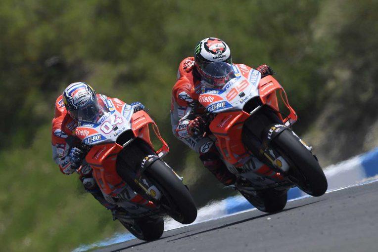 MotoGP | MotoGP:ドヴィツィオーゾ、前戦ヘレスで速さを証明でき「ル・マンでもいいレースができる」