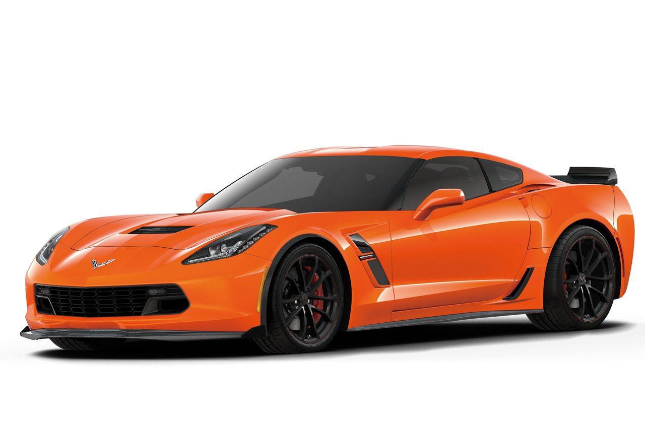 """国内限定5台。""""Sebring Orange""""を纏ったコルベット誕生65周年記念モデルが登場"""