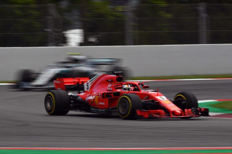 F1 | ベッテル、フェラーリF1が抱える不安要素はスピード、タイヤ、信頼性の問題と指摘