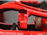F1 | F1スペインGP技術解説(1):アグレッシブに攻めすぎたフェラーリのハロミラー