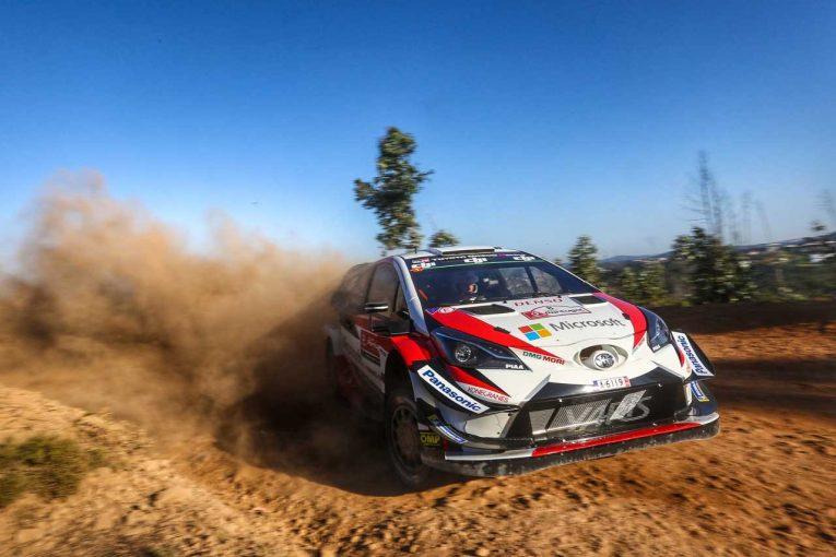ラリー/WRC | WRC:第6戦ポルトガルがスタート。2連勝狙うタナクが初日首位に