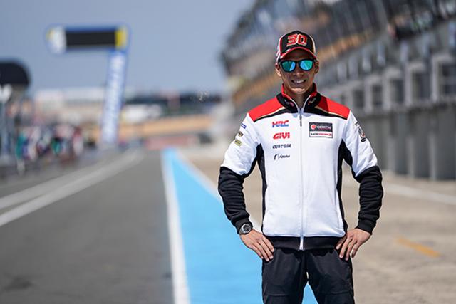MotoGP   MotoGP:中上、Moto2でポールポジションを獲得したル・マンでトップ10を目指す