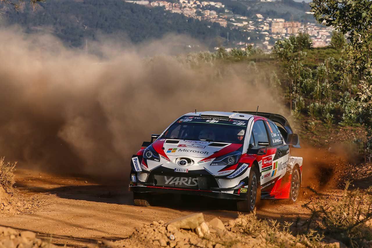 WRC第6戦:首位スタートのタナク、ポルトガルは「僕らのクルマに合っている」