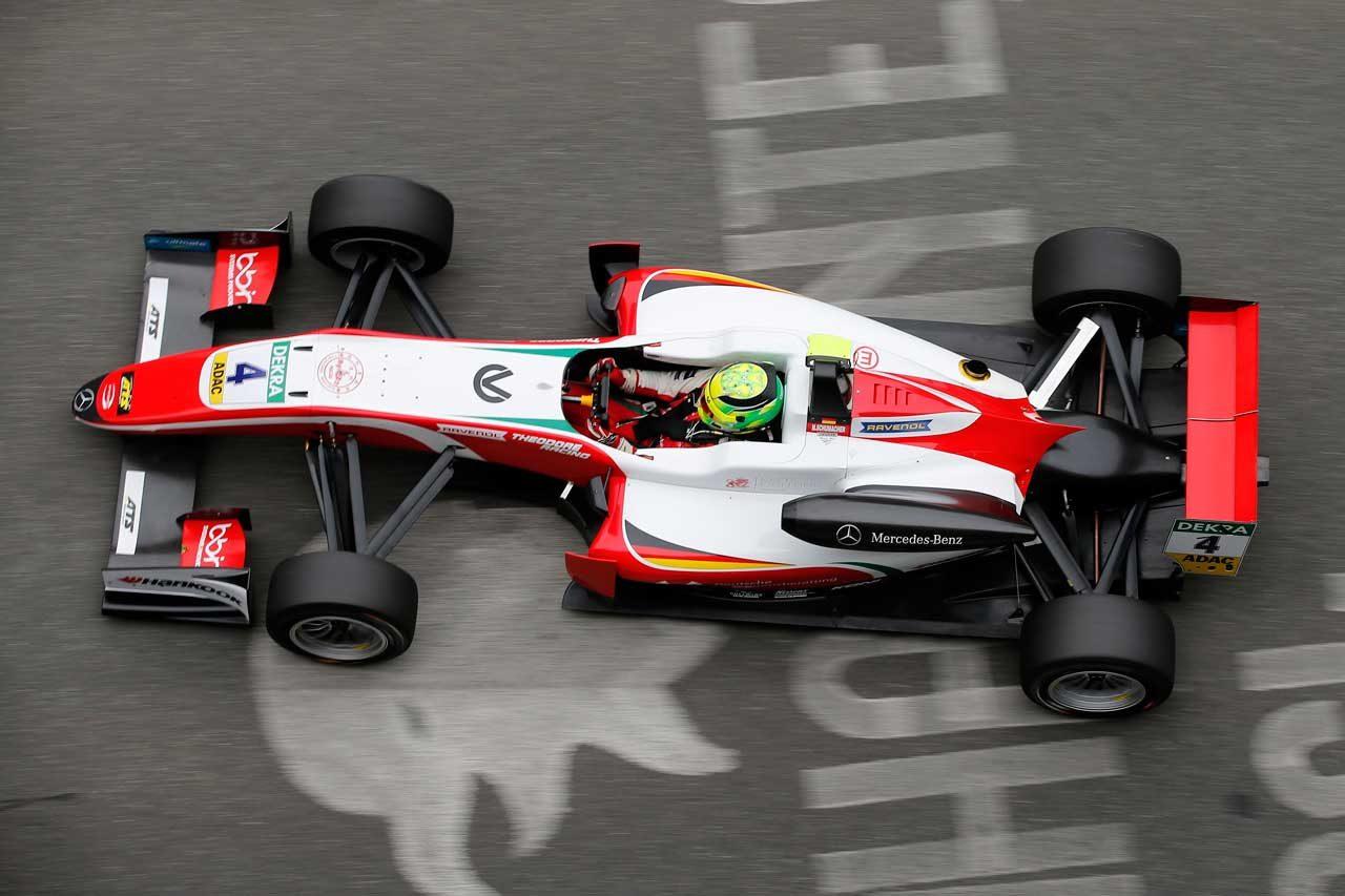 プレマ・セオドール・レーシング ヨーロピアンF3第1戦ポー レースレポート
