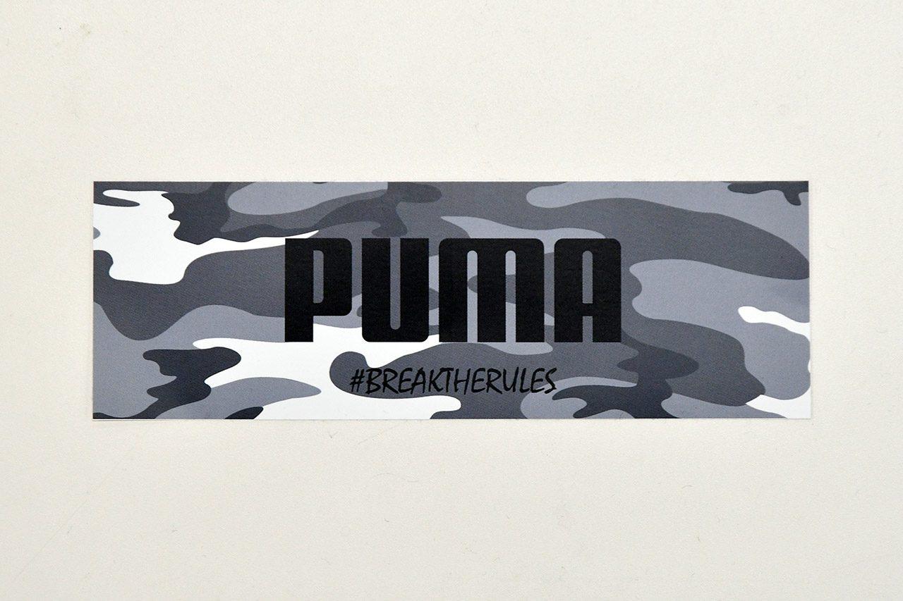 スーパーGT第3戦鈴鹿でPUMA MOTORSPORTアイテム購入者にステッカープレゼント