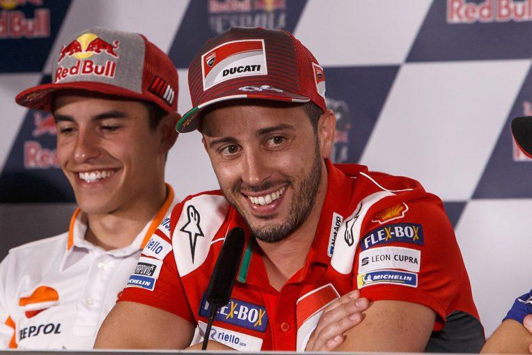MotoGP | MotoGP:ドゥカティ、アンドレア・ドヴィツィオーゾをワークスライダーとして継続起用
