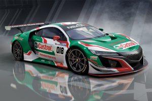 ル・マン/WEC | カストロール・ホンダ・レーシングがNSX GT3でスパ24時間にエントリーへ
