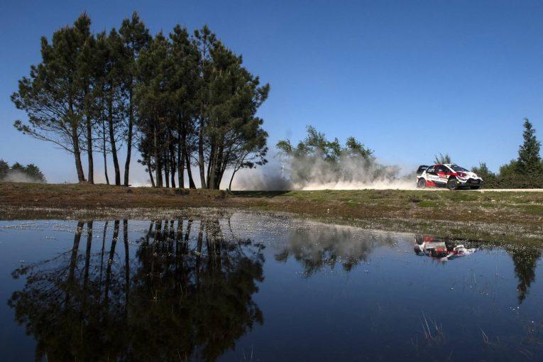 ラリー/WRC | 【順位結果】WRC第6戦ポルトガル SS9後