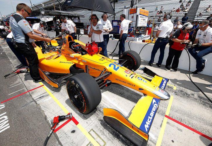 F1 | マクラーレン、インディカー参戦についての言及を避けるもF1のバジェットキャップ制度次第で復帰の可能性を示唆