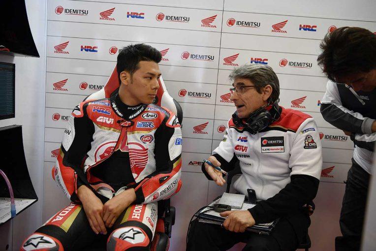 MotoGP   MotoGP:中上、フランスGPの幕開けはハイサイドで大転倒も深刻な怪我なくルーキー勢トップ