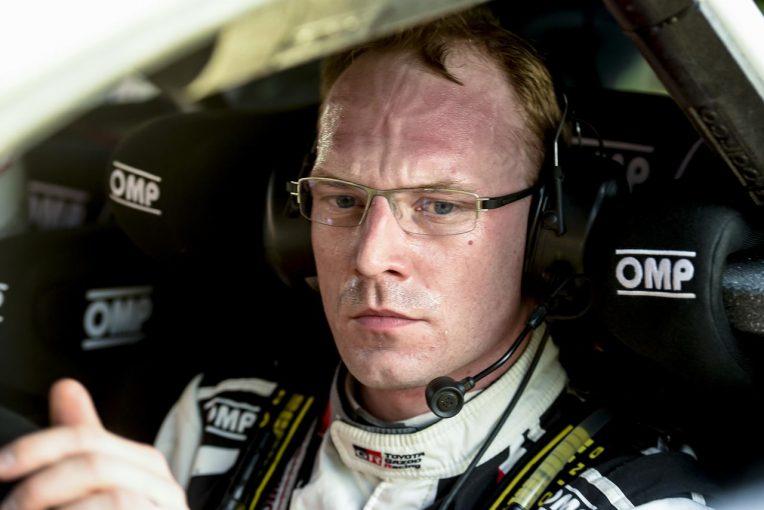 ラリー/WRC | ラトバラ「岩に乗った途端足回りが壊れた」/WRCポルトガル デイ2ドライバーコメント