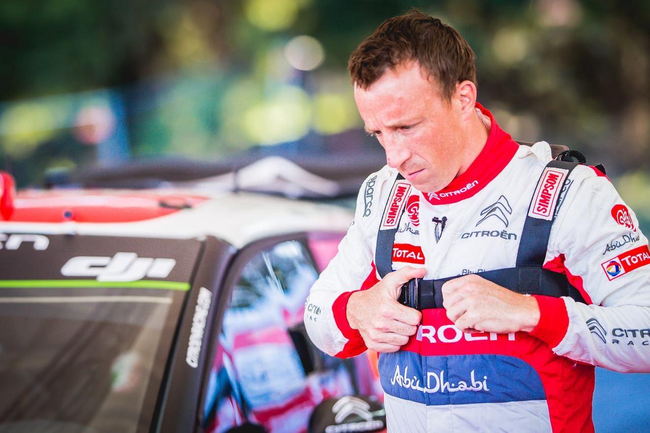 ラトバラ「岩に乗った途端足回りが壊れた」/WRCポルトガル デイ2ドライバーコメント