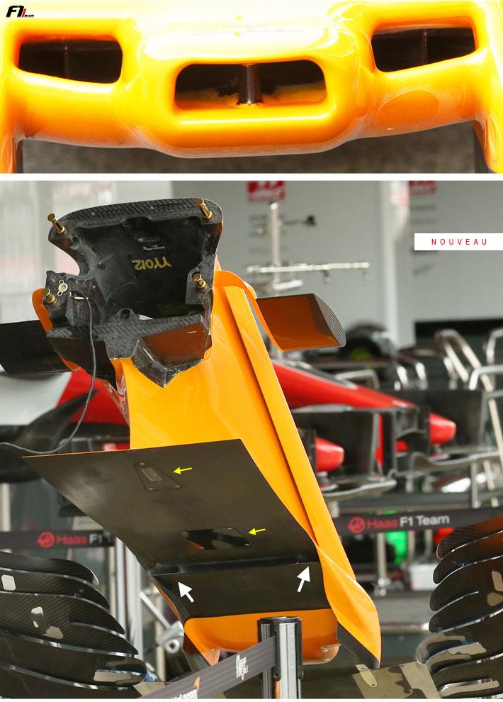 F1スペインGP技術解説