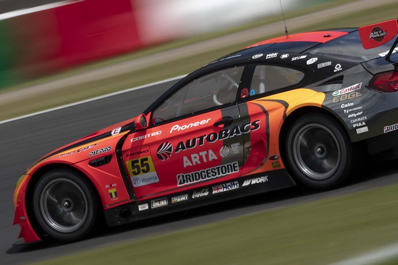 ARTA BMW M6 GT3 スーパーGT第3戦鈴鹿 予選レポート