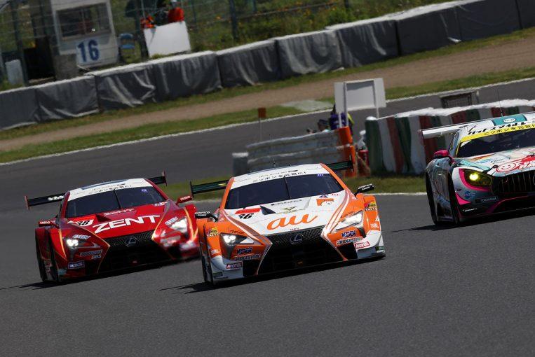 2018年スーパーGT第3戦鈴鹿予選日