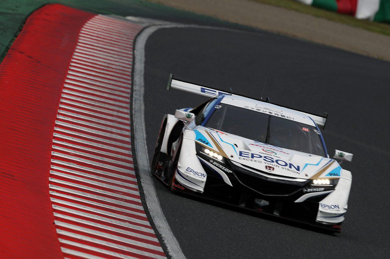 2018年スーパーGT第3戦鈴鹿サーキット
