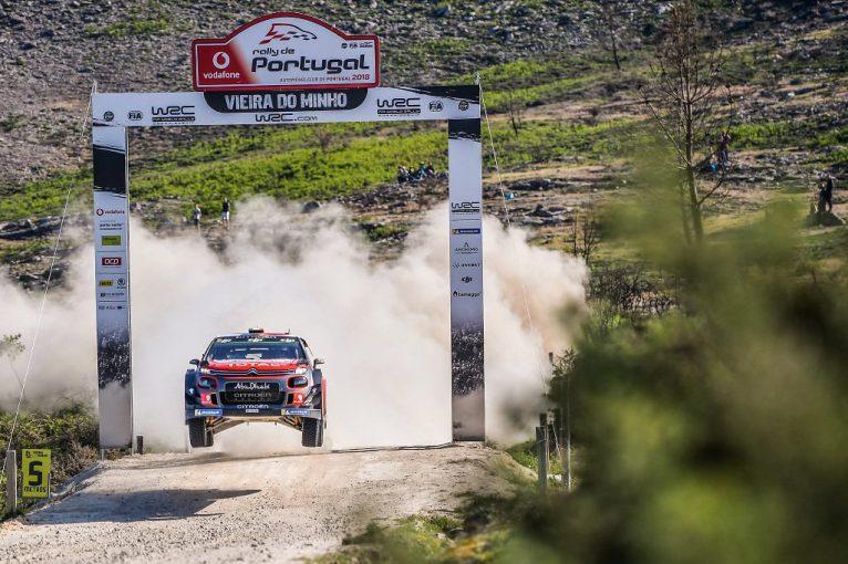 ラリー/WRC   【順位結果】WRC第6戦ポルトガル SS15後