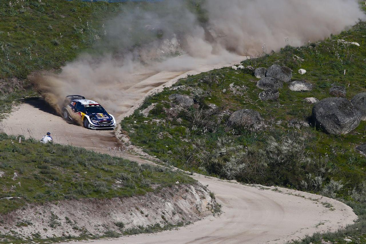 【順位結果】WRC第6戦ポルトガル SS15後