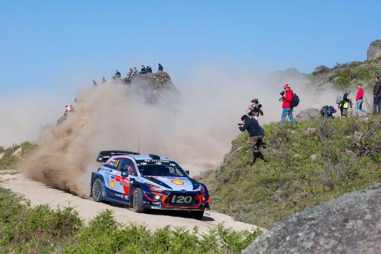 ラリー/WRC   WRC:首位ヌービルがリード拡大。シトロエン大クラッシュもクルーは無事