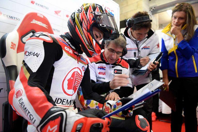 MotoGP | MotoGP:中上、転倒の影響が残るなか挑んだ予選。決勝は「タイヤマネジメントがポイント」