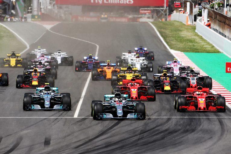 F1   ルノーF1のアビテブール「F1はファンに対してのメッセージを明確化するべき」と主張