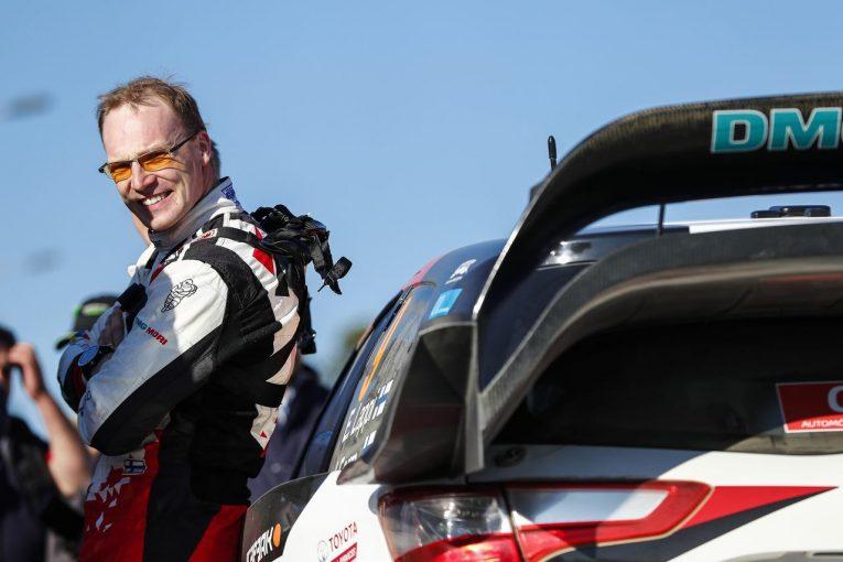 ラリー/WRC | ラトバラ「速さと自信の両方を取り戻せた」/WRCポルトガル デイ3ドライバーコメント