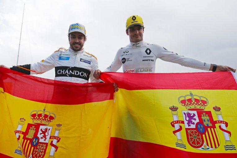 F1 | SNS特集F1スペインGP:新旧スペイン人ドライバーの活躍と落ち込むグロージャン。ホンダ田辺TDの誕生祝い